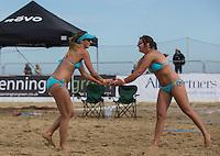 REVO 'International Women's Sand Slam' Beach Volleyball Title 2015