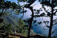 Mirador de las Playas, El Hierro, Kanarische Inseln, Spanien