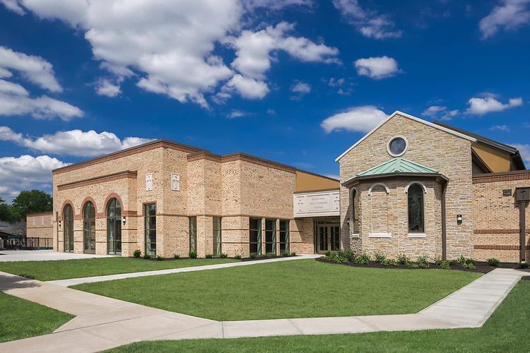 St. Catharine Catholic Church Eucharistic Adoration Chapel | Harper Architectural Studio