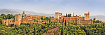 Alhambra Palace and Fortress, Granada - Spain 1333