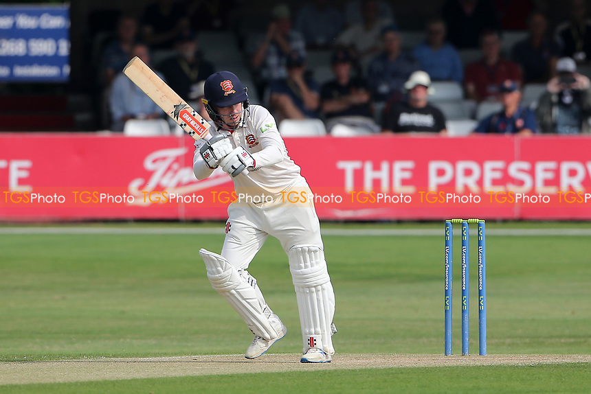 Adam Wheater hits 4 runs for Essex during Essex CCC vs Gloucestershire CCC, LV Insurance County Championship Division 2 Cricket at The Cloudfm County Ground on 6th September 2021