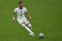 Kyle Walker of England  in action during the Uefa Euro 2020 Final football match between Italy and England at Wembley stadium in London (England), July 11th, 2021. Photo Andrea Staccioli / Insidefoto
