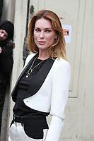 Erin Wasson - DÈfilÈ 'Chanel' au Grand Palais lors de la Fashion Week ‡ Paris, le 07/03/2017. # LES PEOPLE ARRIVENT AU DEFILE 'CHANEL' - FASHION WEEK DE PARIS