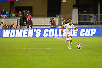 Stanford, CA - December 8, 2019: Kiki Pickett at Avaya Stadium. The Stanford Cardinal won their 3rd National Championship, defeating the UNC Tar Heels 5-4 in PKs after the teams drew at 0-0.