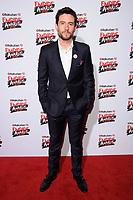 George Blagden<br /> arriving for the Empire Awards 2018 at the Roundhouse, Camden, London<br /> <br /> ©Ash Knotek  D3389  18/03/2018