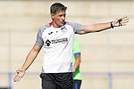 Getafe CF's coach Michel Gonzalez during training session. September 1,2021.(ALTERPHOTOS/Acero)