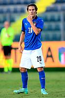 Db Empoli 03/09/2021 - qualificazioni Europeo 2023 / Italia-Lussemburgo U21 / foto Daniele Buffa/Image Sport<br /> nella foto: Nicolo' Fagioli <br /> Photo Image Sport / Insidefoto