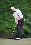 Troy Matteson during the second round of the Quail Hollow Championship