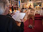 Celebration of Christmas on the Julian calendar at  Serbian Orthodox Church Jackson.