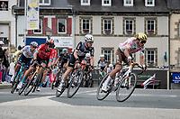 Greg Van Avermaet (BEL/AG2R Citroën) rolling through Châteaulin<br /> <br /> Stage 1 from Brest to Landerneau (198km)<br /> 108th Tour de France 2021 (2.UWT)<br /> <br /> ©kramon