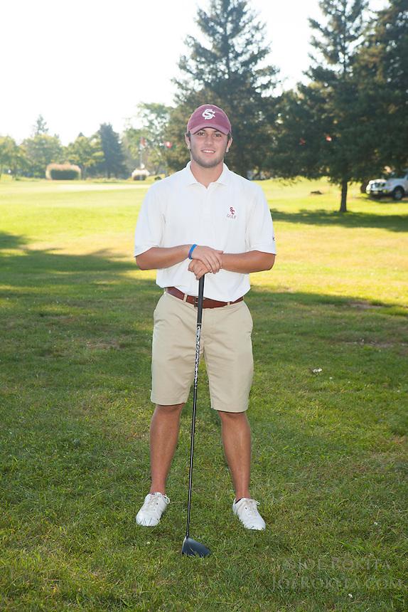 State College, PA - 09/16/2015:  State College High School Golf team photos.<br /> <br /> Photos by Joe Rokita / JoeRokita.com