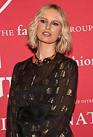 NEW YORK, NY - OCTOBER 13: Karolina Kurkova at the 2021 Fashion Group International Night Of Stars Gala at Casa Cipriani in New York City on October 13, 2021. Credit: John Palmer/MediaPunch