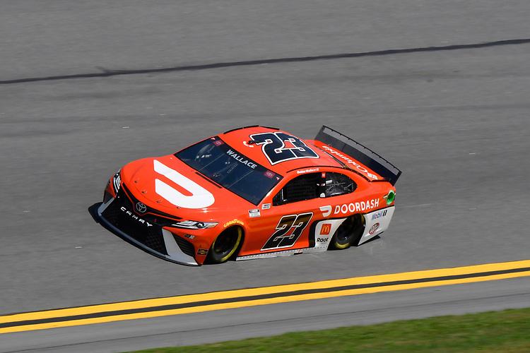 #23: Bubba Wallace, 23XI Racing, Toyota Camry