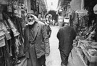 - the old downtown of Hebron....- la città vecchia di Hebron