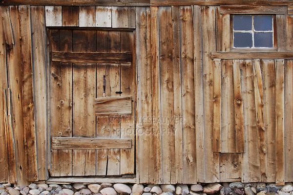 Old Barn, Antelope Flats, Grand Teton NP,Wyoming, September 2005