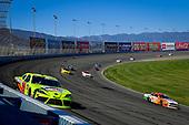 #19: Brandon Jones, Joe Gibbs Racing, Toyota Supra Menards, #98: Chase Briscoe, Stewart-Haas Racing, Ford Mustang Nutri Chomps / C-A-L Ranch