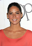 """Olivia Munn at The """"OPen Campus"""" OP Campaign Launch held at Mel's Diner in West Hollywood, California on July 07,2009                                                                   Copyright 2009 DVS / RockinExposures"""