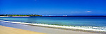 Natadola Beach, Coral Coast, Fiji Islands<br /> <br /> Image taken on large format panoramic 6cm x 17cm transparency. Available for licencing and printing. email us at contact@widescenes.com for pricing.