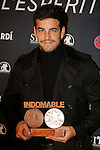 Premi Bacardi Sitges a l'Esperit Indomable 2016.