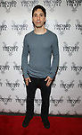 """Justin Long attending the Opening Night Afterparty for The Vineyard Theatre production of  """"Do You Feel Anger?"""" at the Vineyard Theatre on April 2, 2019 in New York City."""