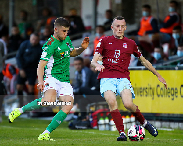 Cork City v Cobh Ramblers, 13/8/21, SSE Airtricity League Division 1, Turner's Cross, Cork.<br /> Copyright Steve Alfred 2021.