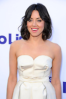 WESTWOOD, CA - JULY 23: Aubrey Plaza attends the premiere of CBS Films' 'The To Do List' at the Regency Bruin Theatre on July 23, 2013 in Westwood, California. (Photo by Celebrity Monitor)