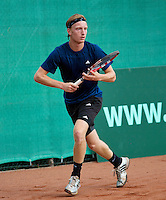 12-08-13, Netherlands, Raalte,  TV Ramele, Tennis, NRTK 2013, National RankingTennis Championships 2013,  David de Goede<br /> <br /> Photo: Henk Koster