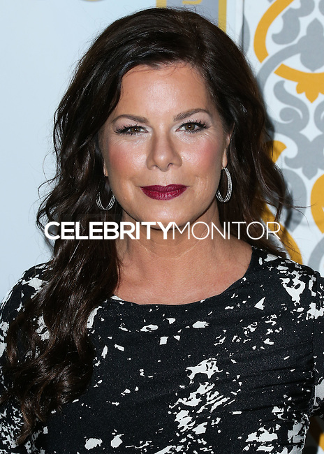LOS ANGELES, CA, USA - NOVEMBER 04: Marcia Gay Harden arrives at the Los Angeles Season 3 Premiere Of HBO's Series 'The Newsroom' held at the DGA Theatre on November 4, 2014 in Los Angeles, California, United States. (Photo by Xavier Collin/Celebrity Monitor)