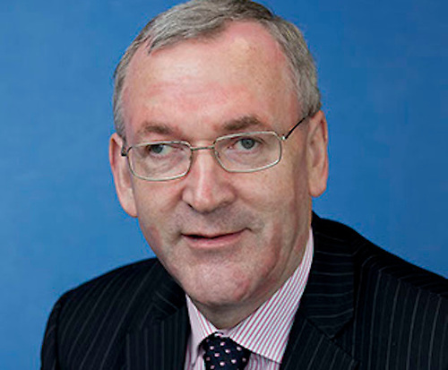 Killybegs Fishermen's Organisation CEO Sean O'Donoghue