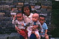 CHILDREN IN GUANGDON, CHINA<br /> ©sinopix