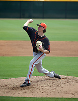 Travis Perry - San Francisco Giants 2019 extended spring training (Bill Mitchell)
