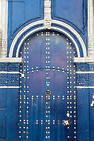 Afrique/Afrique du Nord/Maroc/Rabat: la kasbah des Oudaïas