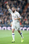 Real Madrid's Dani Carvajal during Champions League 2016/2017 Round of 16 1st leg match. February 15,2017. (ALTERPHOTOS/Acero)