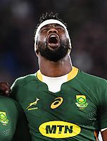 2nd October 2021, Cbus Super Stadium, Gold Coast, Queensland, Australia;   Siya Kolisi. New Zealand All Blacks versus South Africa Springboks.The Rugby Championship. Rugby Union test match.