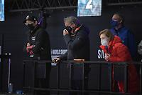 SPEEDSKATING: DORDRECHT: 05-03-2021, ISU World Short Track Speedskating Championships, Coach Jeroen Otter (NED), ©photo Martin de Jong