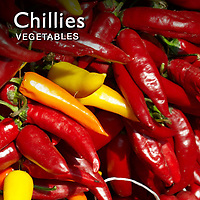 Chillies ( chilis ) | Food Pictures Photos Images & Fotos