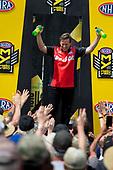 NHRA Mello Yello Drag Racing Series<br /> NHRA Four-Wide Nationals<br /> zMAX Dragway, Concord, NC USA<br /> Sunday 30 April 2017<br /> Del Worsham, Lucas Oil, Toyota, Funny Car<br /> World Copyright: Jason Zindroski<br /> HighRev Photography