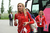 Sandefjord, Norway - June 11, 2017: Allie Long and the USWNT take on Norway in an international friendly at Komplett Arena.