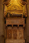 Tomb of Antipope John XXIII Donatello Michelozzo Baptistry of San Giovanni Florence