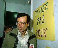 Montreal (QC)CANADA - 1985 File Photo<br /> <br /> Liberal Provincial Leader Robert Bourassa