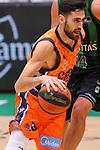 Liga ENDESA 2020/2021. Game: 11.<br /> Club Joventut Badalona vs Valencia Basket: 80-91.<br /> Joan Sastre.