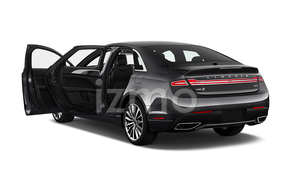 Car images of 2020 Lincoln MKZ Standard 4 Door Sedan Doors
