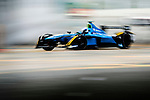 Nico Prost of Renault E.Dams team during the first race of the FIA Formula E Championship 2016-17 season HKT Hong Kong ePrix at the Central Harbourfront Circuit on 9 October 2016, in Hong Kong, China. Photo by Victor Fraile / Power Sport Images