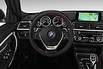 Car pictures of steering wheel view of a 2017 BMW 3-Series 330i 4 Door Sedan Steering Wheel