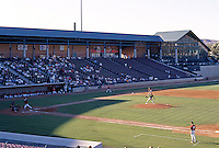 Ballparks: Lake Elsinore Diamond in 1999. An early starting, 5 PM, Sunday Game, Aug. '99. What a difference!