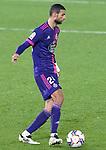 Real Valladolid's Joaquin Fernandez during La Liga match. November 2, 2020. (ALTERPHOTOS/Acero)