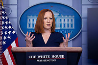 APR 05 Jen Psaki press briefing at The White House