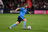 1st May 2021; Bankwest Stadium, Parramatta, New South Wales, Australia; A League Football, Western Sydney Wanderers versus Sydney FC; Luke Brattan of Sydney