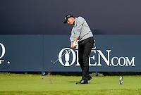 180719 | The 148th Open - Day 1<br /> <br /> Henrik Stenson of Sweden on the 1st tee during the 148th Open Championship at Royal Portrush Golf Club, County Antrim, Northern Ireland. Photo by John Dickson - DICKSONDIGITAL