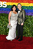 Charlotte St Martin and Thomas Schumacher attend the 2019 Tony Awards on June 9, 2019 at Radio City Music Hall in New York, New York, USA.<br /> <br /> photo by Robin Platzer/Twin Images<br />  <br /> phone number 212-935-0770
